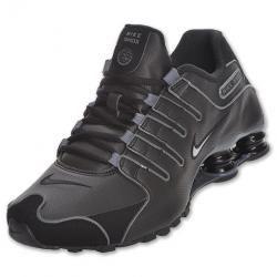 grosses soldes vue vente Nike Shox Nz Sl Hommes En Graphite Si Bdgzxbafo